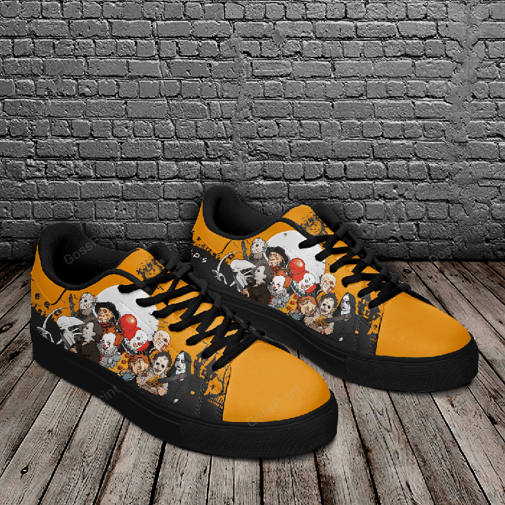 Halloween Horror Stan Smith Low top Shoes 2